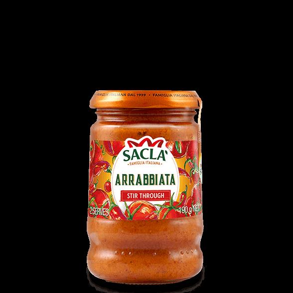 Arrabbiata – Tómata- og chillipastasósa